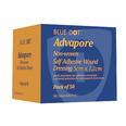 Advapore Non Woven Wound Dressing 5 x 7.2cm - Box of 50