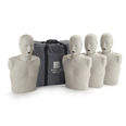 Prestan Adult Manikin without CPR LED Monitor - Pack of 4