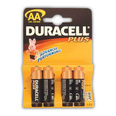 AA Duracell Plus Batteries/Battery - Pack Of 4