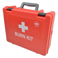 Burns Kit First Aid Box