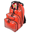 SP Parabag First Responder AED & Oxygen Backpack - TPU Fabric