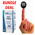 TRUEresult Twist Blood Glucose Meter & 50 Test Strips