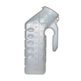 Polypropylene Male Urinal/Cap