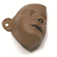 Laerdal Resusci Junior Faces - Dark Skin