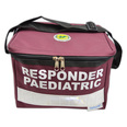 SP Parabag First Aid Bag - Burgundy - Responder Paediatric