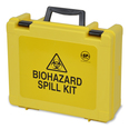 Yellow Biohazard Spill Kit Box - Empty