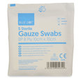 Non-Woven Sterile Swabs 10cm x 10cm - Pack of 5