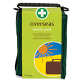 Overseas First Aid Kit in Helsinki Bag
