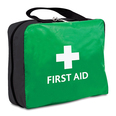 First Aid Drop Down Bag - UnKitted