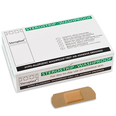 Sterostrip Washproof Plasters - 7.5 x 2.5cm - Box of 100