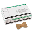 Sterostrip Hypoallergenic Washproof Fingertip Plasters - Box of 50
