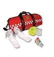 SP Resus Kit in Red Barrel Bag - KIT C