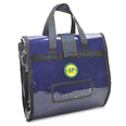 SP Parabag Intubation Roll with 8 Zipped Pockets - Blue - TPU Fabric