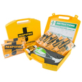 Sharps Disposal and Body Fluid Spillage Kit