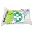 BS 8599-1 Compliant Workplace First Aid Kit Refill  - Travel