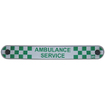 Extra Long Window Panel - Ambulance Service