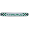 Extra Long Window Panel - Ambulance