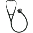 3M Littmann Cardiology IV Stethoscope - Black & Black with Blue Stem