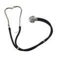 Sprague Rapport Stethoscope Twin Tube - Black