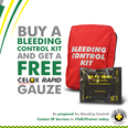 Bleeding Control Kit Essentials