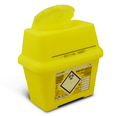 Community Sharpsafe Box 2 Litre - Yellow
