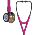 3M Littmann Cardiology IV High - Polish Rainbow - Raspberry