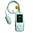 ChoiceMMed MD300K2 Handheld Pulse Oximeter with Adult Probe