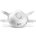 JSP - FFP3 Face Mask with Valve  - Box of 5