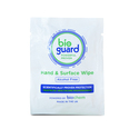 Bioguard Anti Bacterial Sachet - Hand / Surface Wipe - Box of 1000
