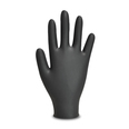 Tactical Black Nitrile Gloves Large - Box Of 100